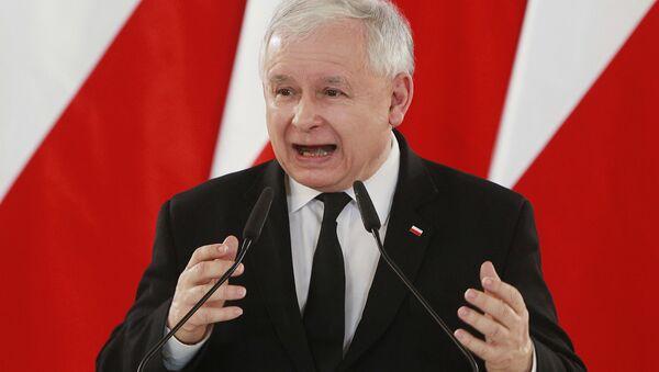 Jarosław Kaczyński - Sputnik France