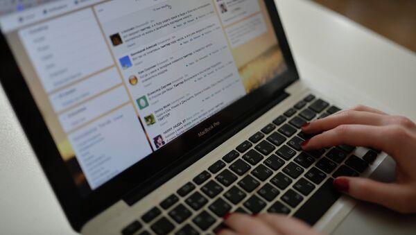 Réseaux sociaux - Sputnik France