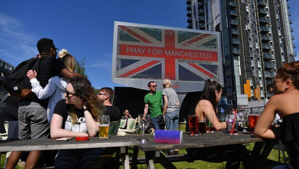 Pray For Manchester - Sputnik France