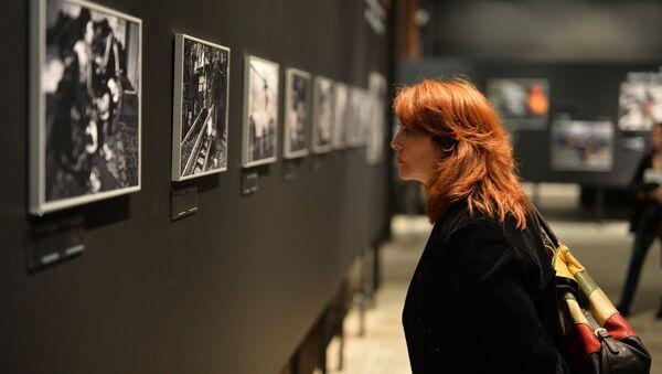 Открытие выставки …чтобы знали - Sputnik France