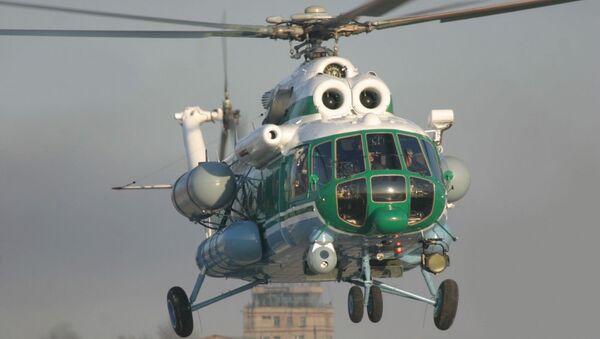 Hélicoptère russe Mi-8/17 - Sputnik France