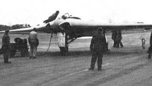 Horten Ho IX avant un vol d'essai, 2 février 1945. - Sputnik France