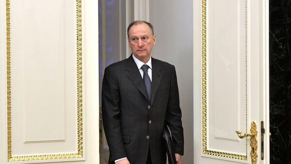 Nikolaï Patrouchev, secrétaire du Conseil de sécurité de la Russie - Sputnik France