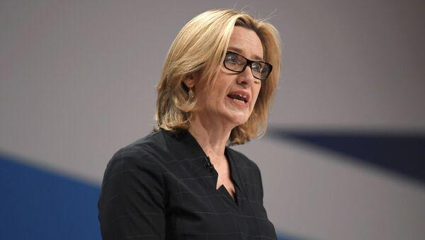 Grande-Bretagne: la ministre de l'Intérieur bientôt aux Finances ? - Sputnik France
