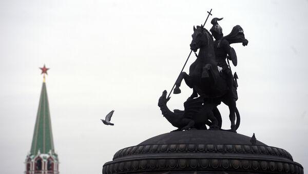 Виды Москвы и Кремля - Sputnik France