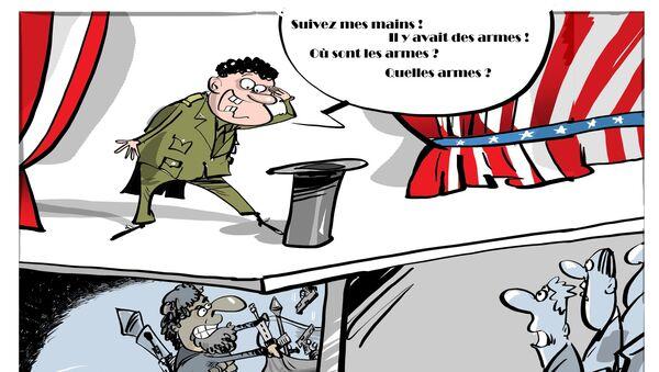 Où est passé le milliard USD d'armes américaines destinées à lutter contre Daech? - Sputnik France