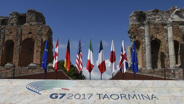 G7 - Sputnik France