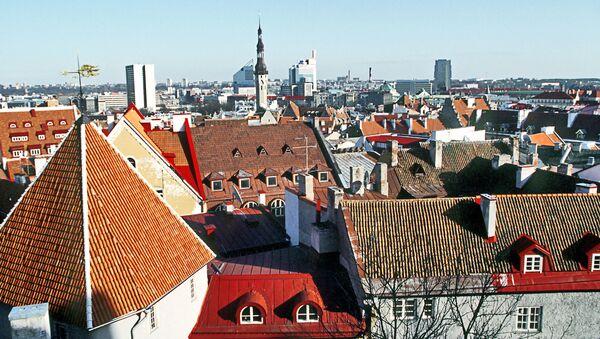Вид на город Таллин - Sputnik France