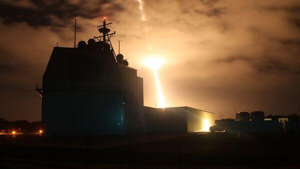 Aegis Ashore Missile Defence - Hawaii Complex - Sputnik France