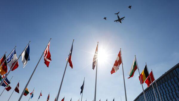 Sommet de l'Otan à Bruxelles (image d'illustration) - Sputnik France