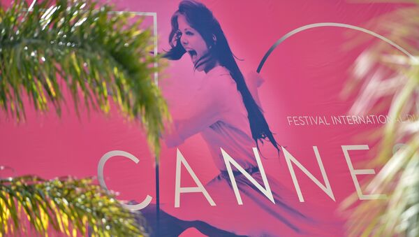 Cannes - Sputnik France