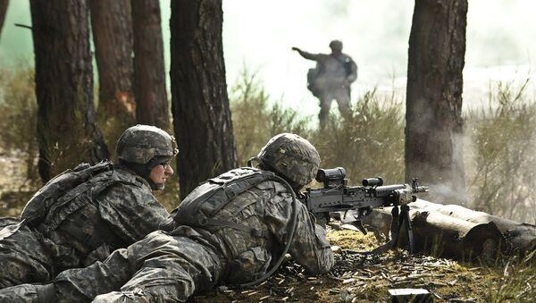 US army soldiers - Sputnik France