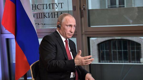 Poutine: «les hackers russes» pourraient être… américains - Sputnik France