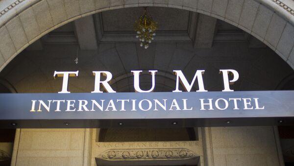 The Trump International Hotel - Sputnik France