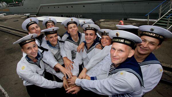 Les marins de la Flotte russe du Nord au jour le jour - Sputnik France