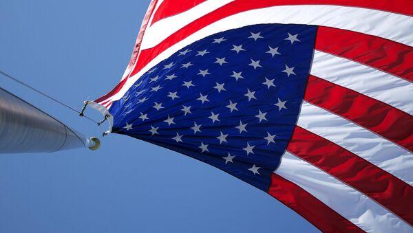 drapeau américain - Sputnik France