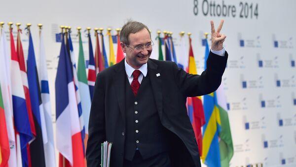 Christoph Leitl, Präsident der Österreichischen Wirtschaftskammer - Sputnik France