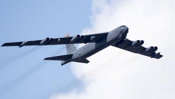 Un B-52 Stratofortress  - Sputnik France