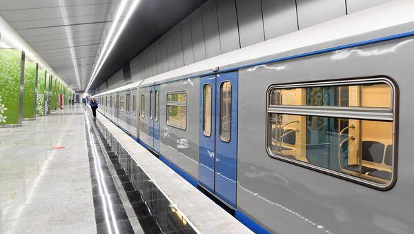 métro (image d'illustration) - Sputnik France