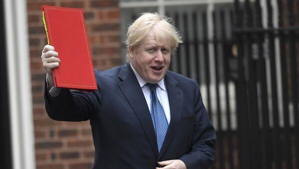 Boris Johnson - Sputnik France
