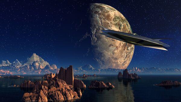 космический корабль - Sputnik France