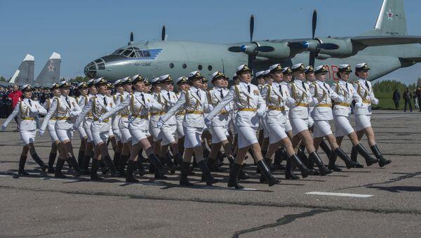 Les célébrations consacrées au 75e anniversaire de la 6e armée des forces aériennes russes - Sputnik France