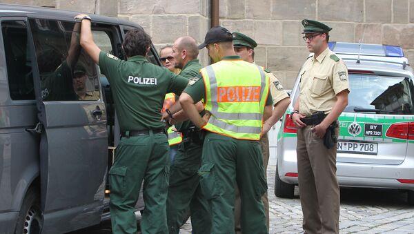 La police de Bavière - Sputnik France