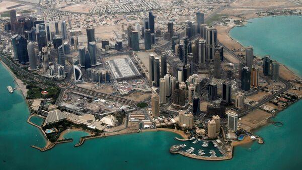 Le quartier diplomatique de Doha - Sputnik France