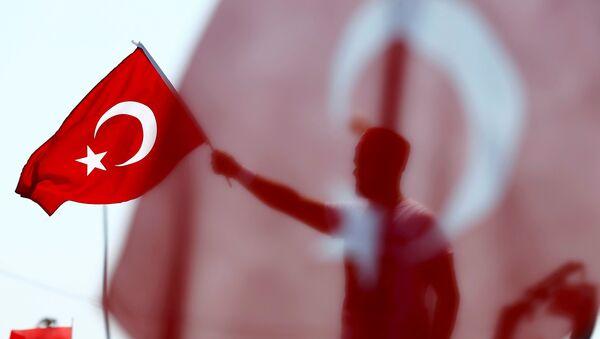 Le drapeau de Turquie - Sputnik France
