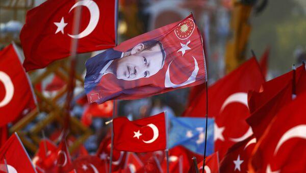 Turquie - Sputnik France