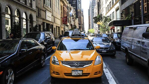 Promotion fulgurante: quand un conducteur de taxi devient un vice-speaker parlementaire - Sputnik France
