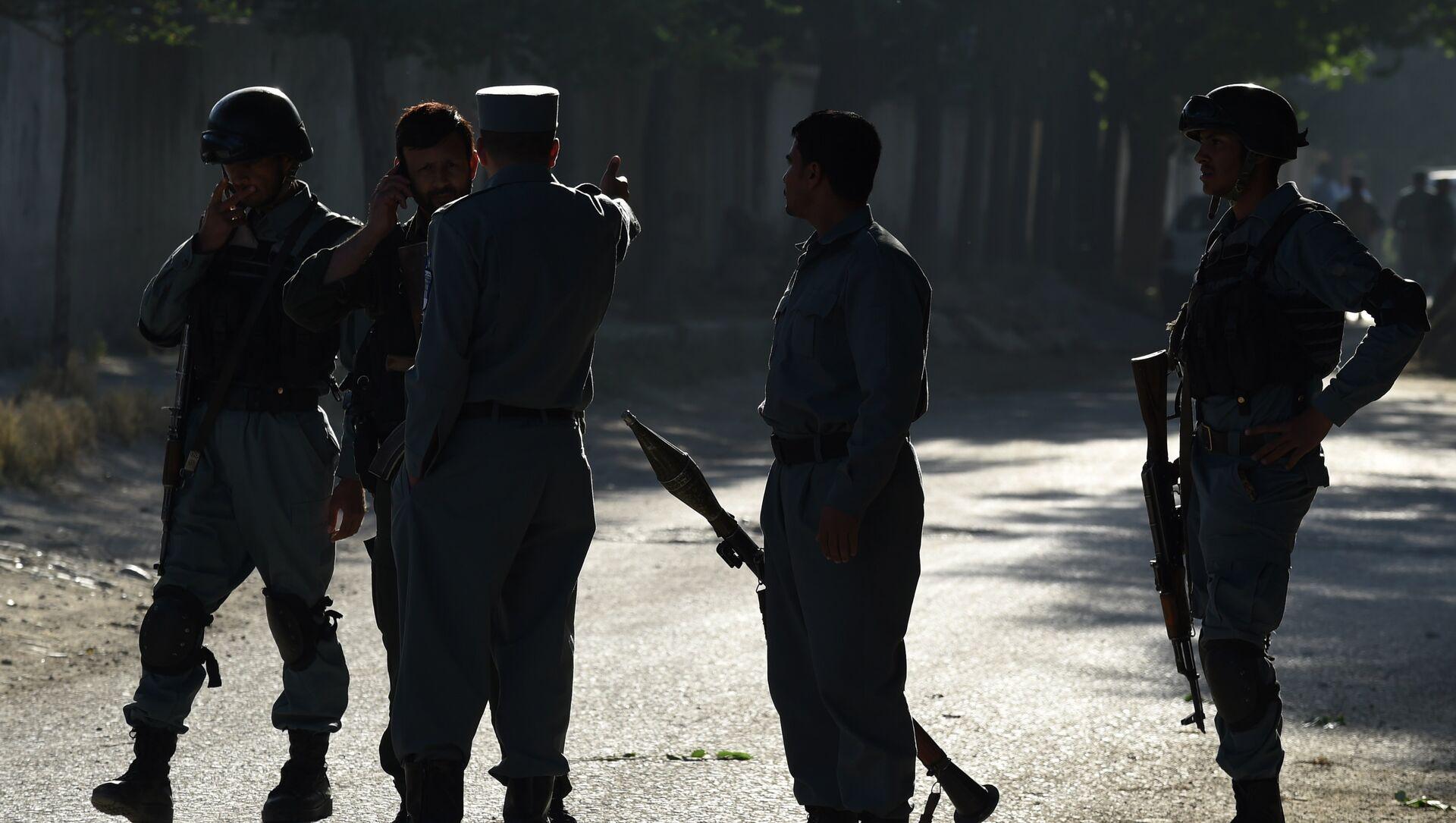 Soldats afghans - Sputnik France, 1920, 03.08.2021