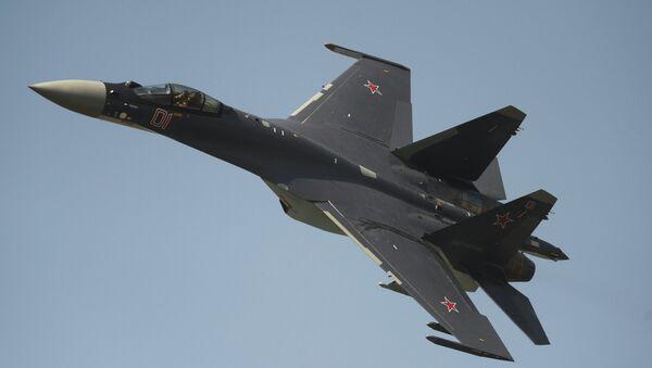 Un chasseur Su-35 - Sputnik France