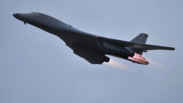 Un bombardier B-1B - Sputnik France
