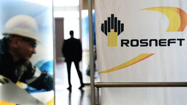 Rosneft - Sputnik France
