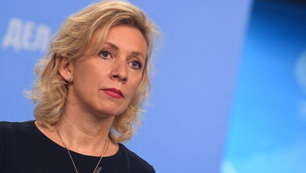 Брифинг официального представителя МИД России М.Захаровой - Sputnik France