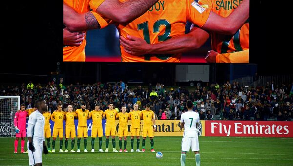 Match Arabie saoudite-Australie à Adelaïde - Sputnik France