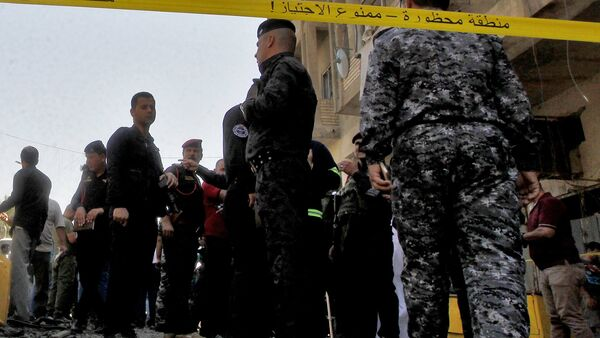 police irakienne - Sputnik France