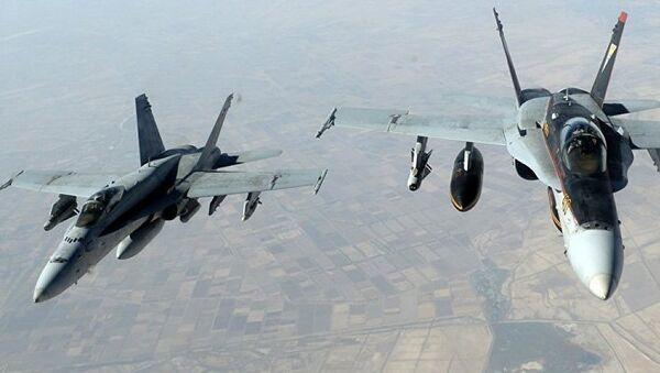 Les avions de la coalition internationale - Sputnik France