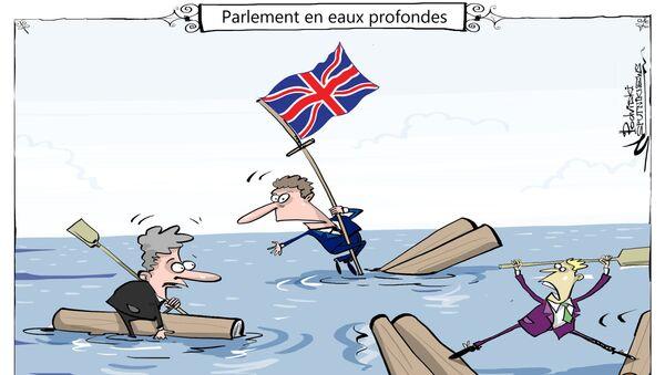 «Parlement sans majorité» - Sputnik France