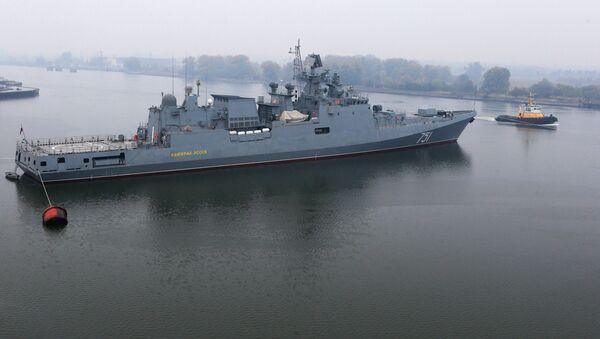 La frégate Amiral Essen - Sputnik France