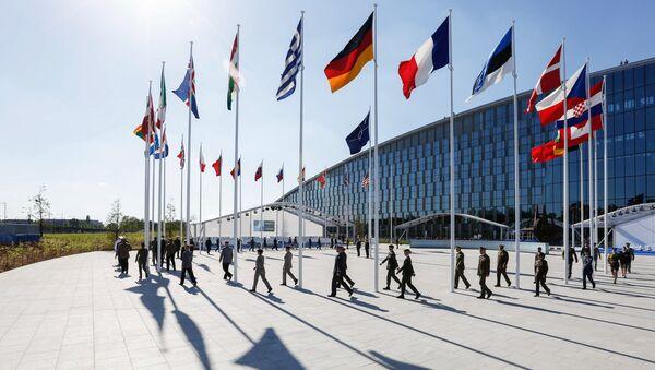 NATO headquarters in Brussels - Sputnik France