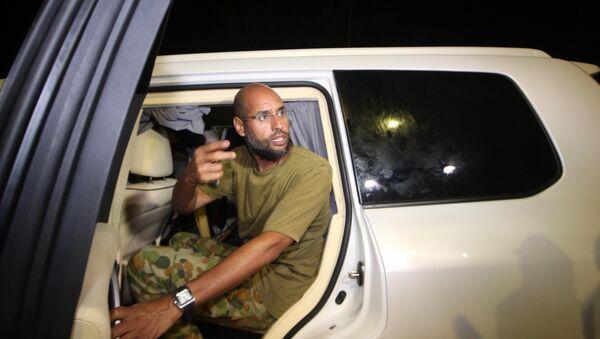 Saif al-Islam Kadhafi - Sputnik France