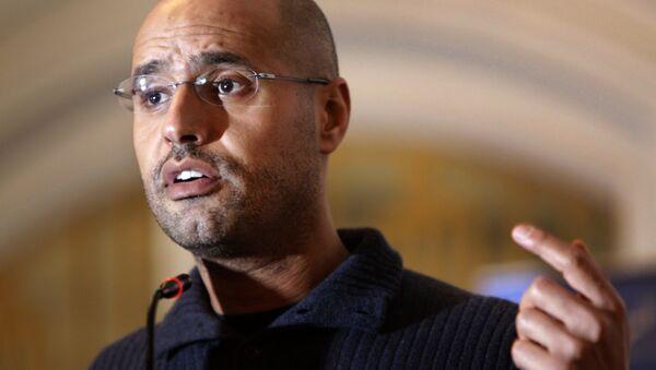 Seif al-Islam Gadhafi - Sputnik France