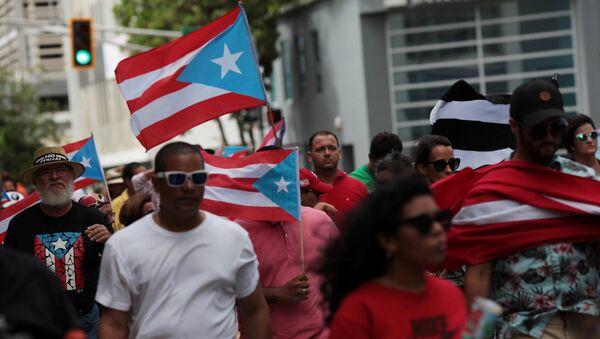 Puerto Rico - Sputnik France