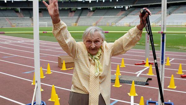 Les Olympiades pour les seniors à Bruxelles - Sputnik France