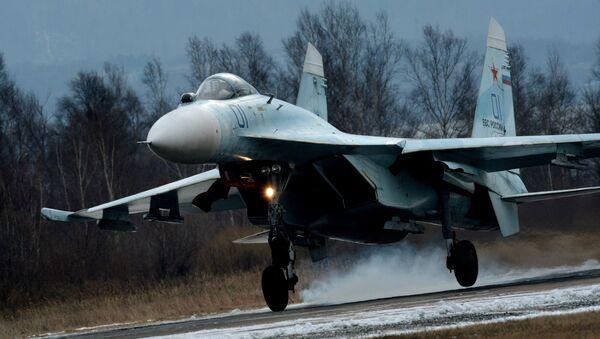 Su-27SM - Sputnik France