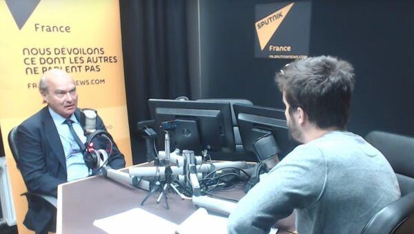 L'entretien avec M. Pozzo di Borgo - Sputnik France