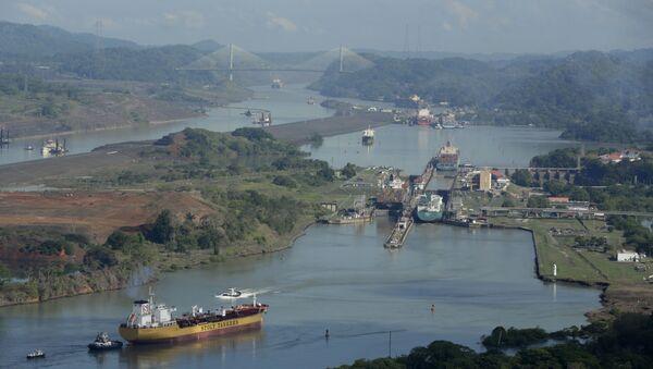 le canal de Panama - Sputnik France