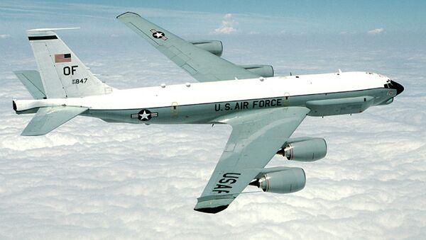 Un avion RC-135U de l'US Air Force - Sputnik France